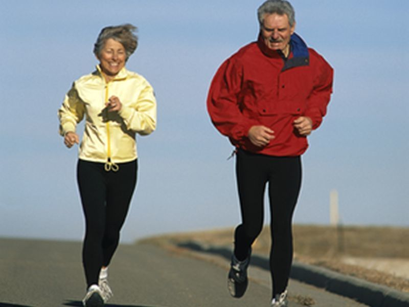 Exercise May Keep Your Brain Healthy