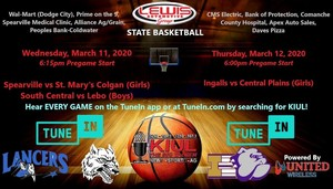 Listen to State Tournament Basketball