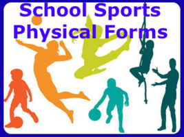 Physical Forms for ALL Activities Required
