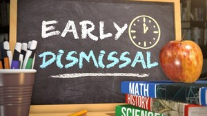 October 8th Dismissal Time Change