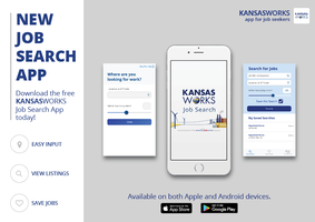 NEW KansasWorks mobile App