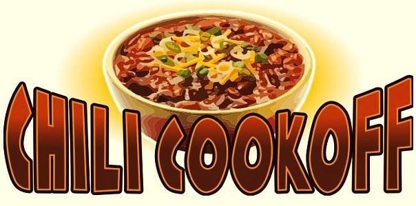 October 19 Chili Cook Off