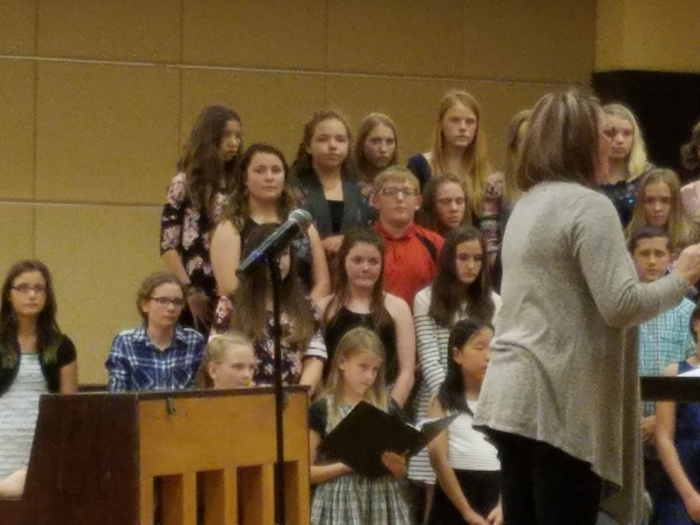 LCL Jr Hi Choir