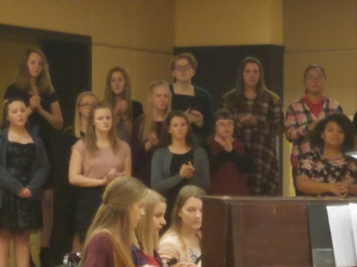 LCL HS Choir