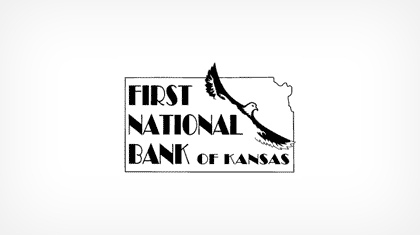 First National Bank of Kansas Logo