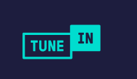 Tune In Radio App logo.