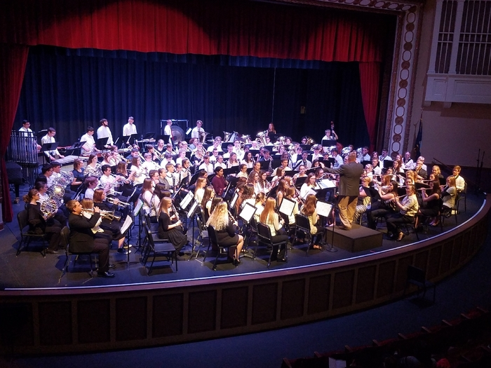 ESU Honor Band Saturday November 17