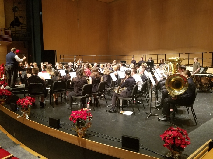KMEA SE Honor Band, 12/1, PSU.
