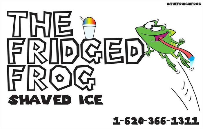 The Frigid Frog Shaved Ice