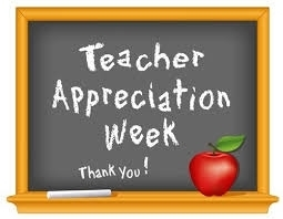 2019 Teacher Appreciation Week