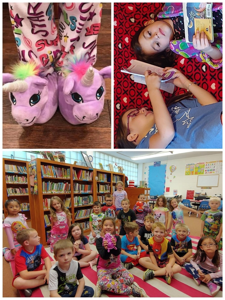 PJ Day Kansas Literacy Week 2019