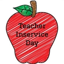 No School Teacher Inservice Day