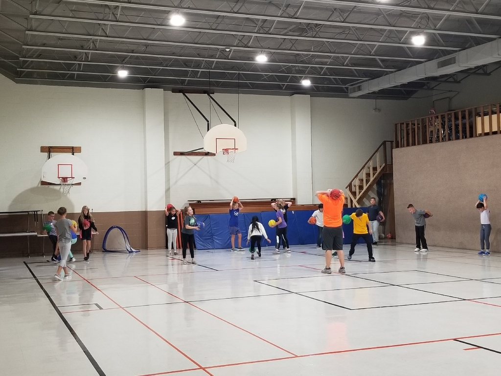 Waverly Elementary School pe fun!