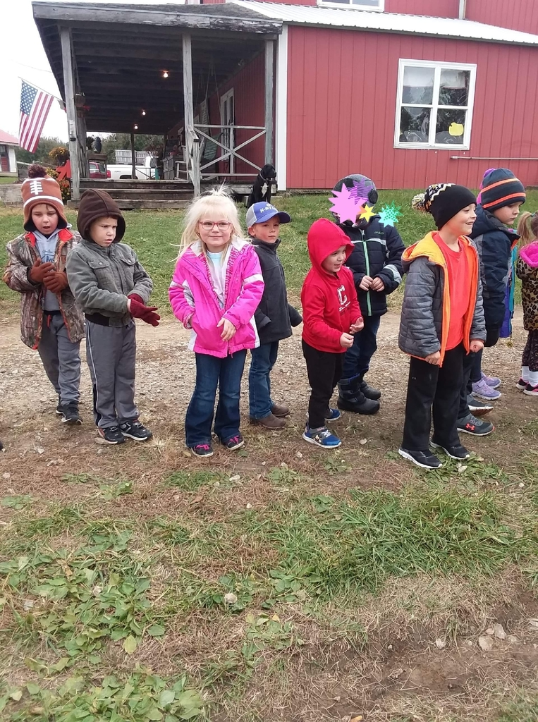 Waverly Elementary Kindergarten field trip