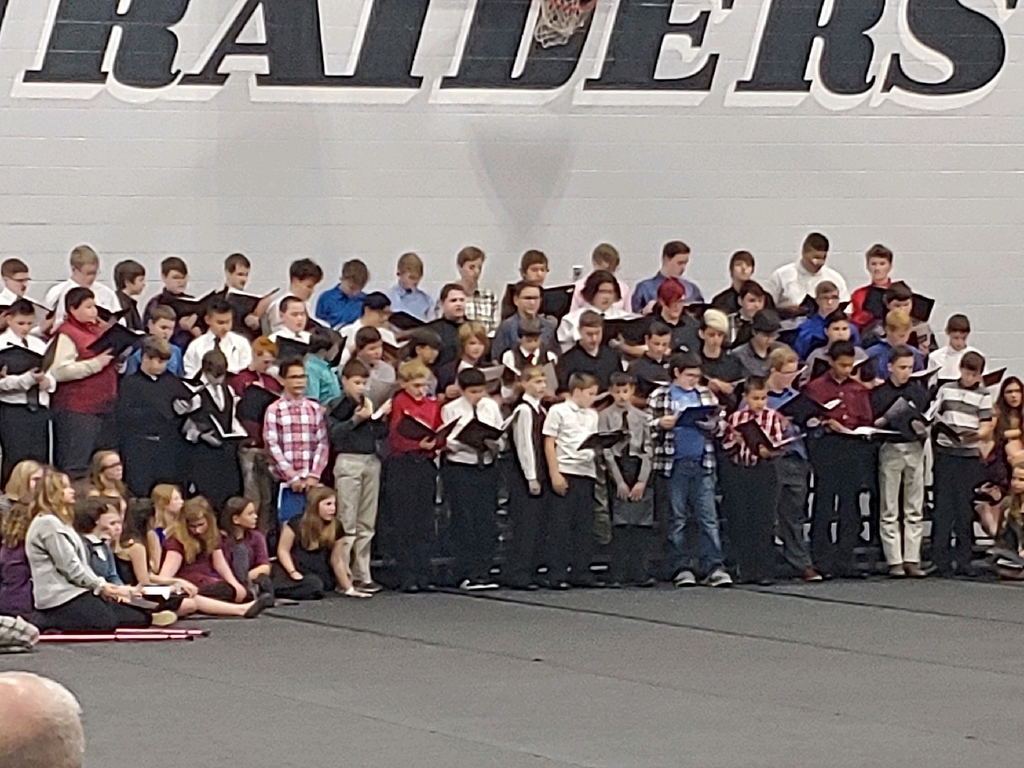 KMEA SE Mid Level Honor Choir