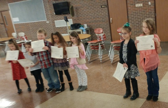 K-3 Conservation Poster Winners