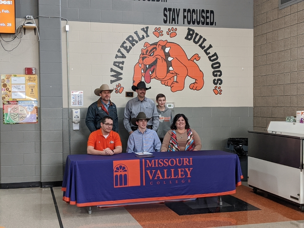 Ty signed with Missouri Valley