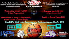 State Basketball Broadcast on Tune In Radio