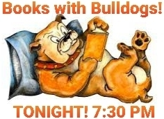 Books with Bulldogs USD243